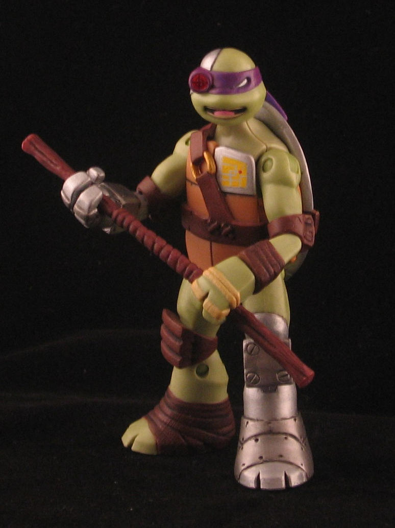 Donatello Tmnt Cyborg