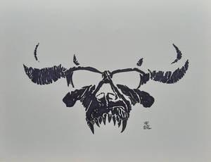 The Danzig Skull
