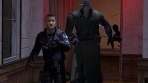 Resident Evil 2: Skullface's revenge