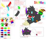 Skittles Ref Sheet