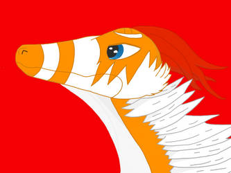 Raptor thingy by Kriegdichnoch