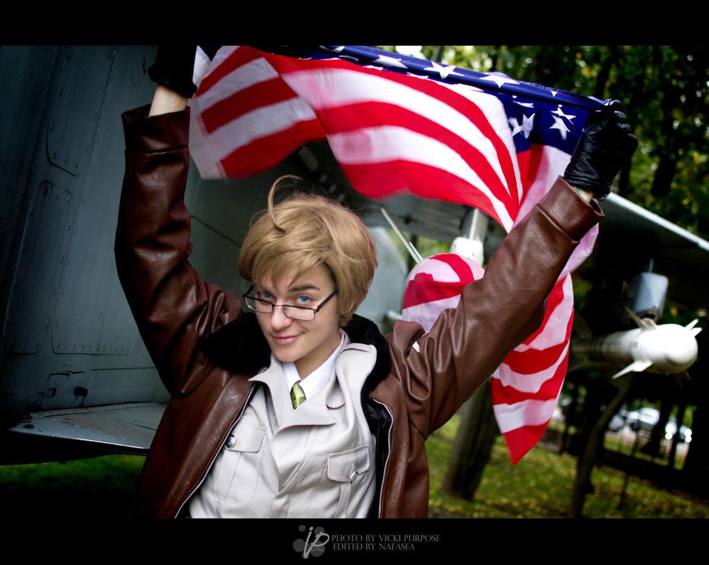 American Charisma by nafasea