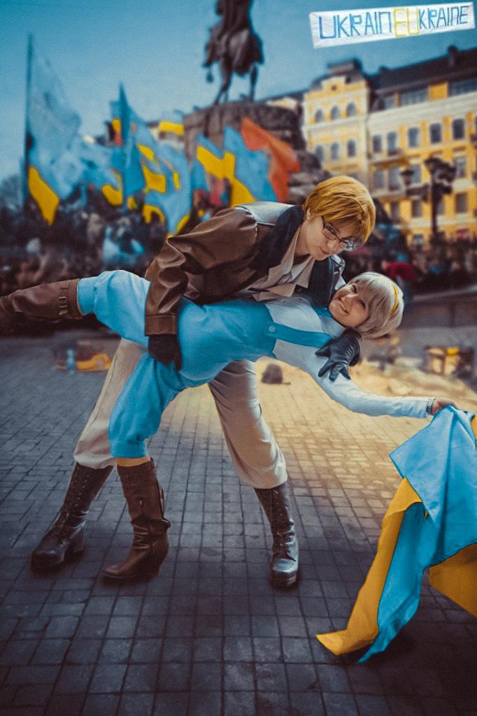 Euromaidan 2013` by nafasea