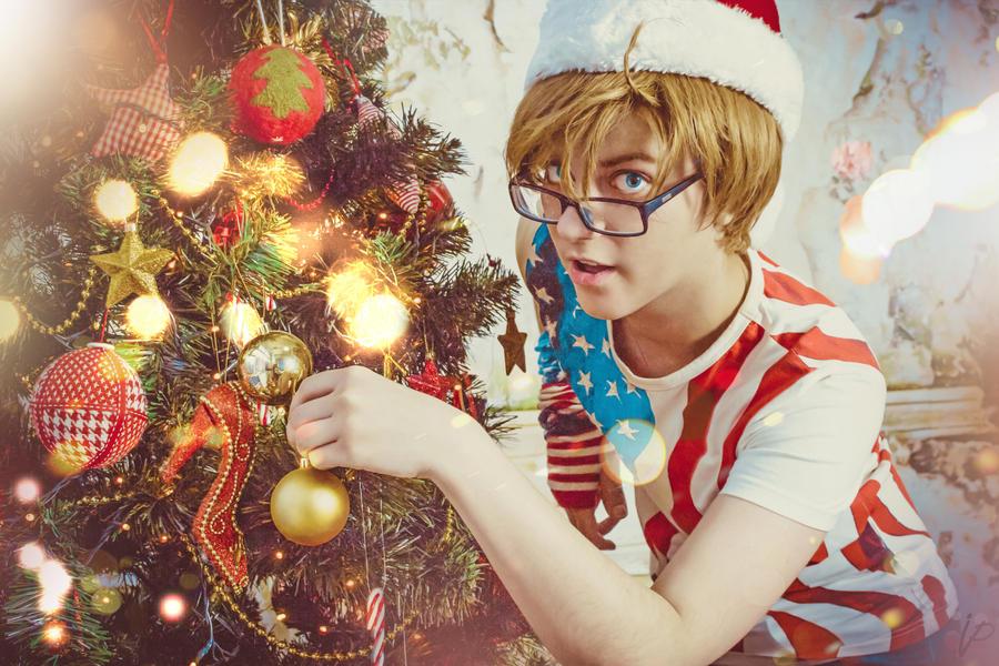 Merry Christmas! by nafasea