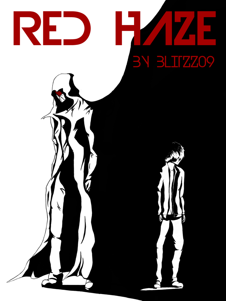 Red Haze Comic by Blitzz09