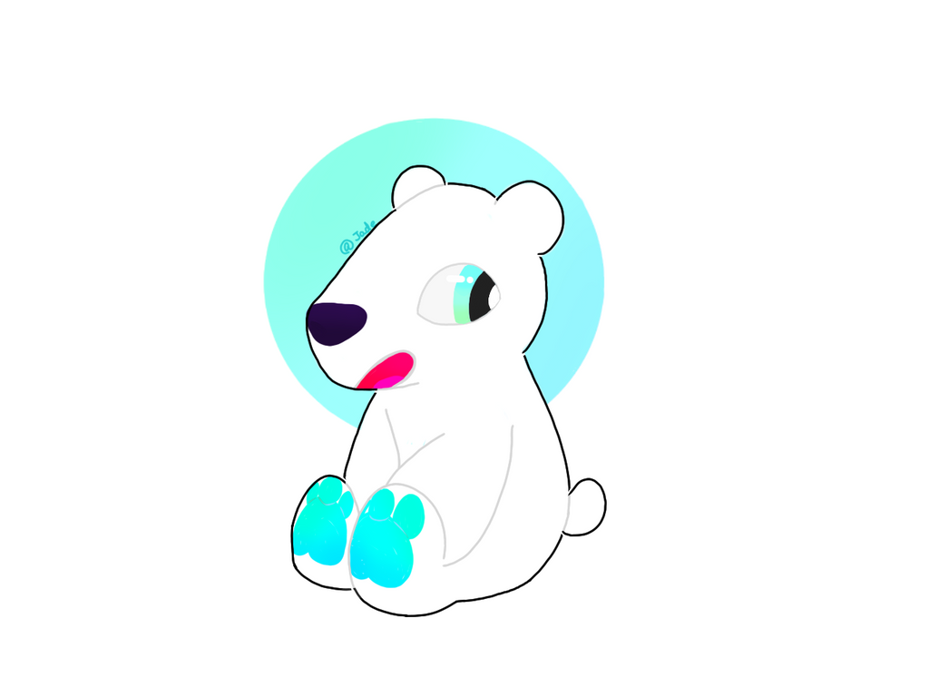 A COOL Doodle :3 by SmolPancakes