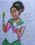 Nymi as Sailor Jupiter
