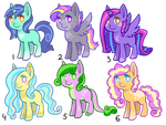 Shipping pony adopts OPEN