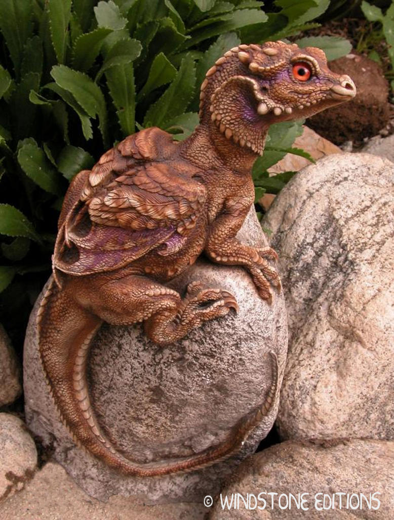 Little Rock dragon by Reptangle on DeviantArt