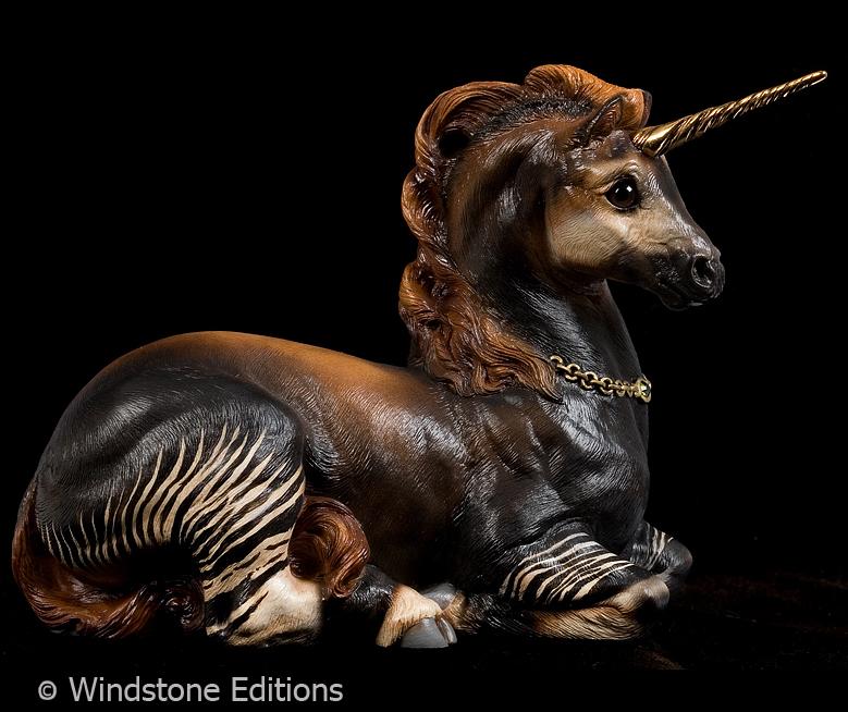 Okapi Unicorn by Reptangle