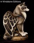 Small Spirit wolf