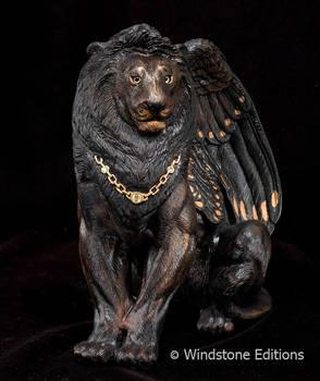 bronze colored Flion tm
