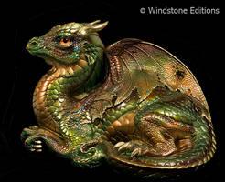 Serpentine Old Warrior dragon