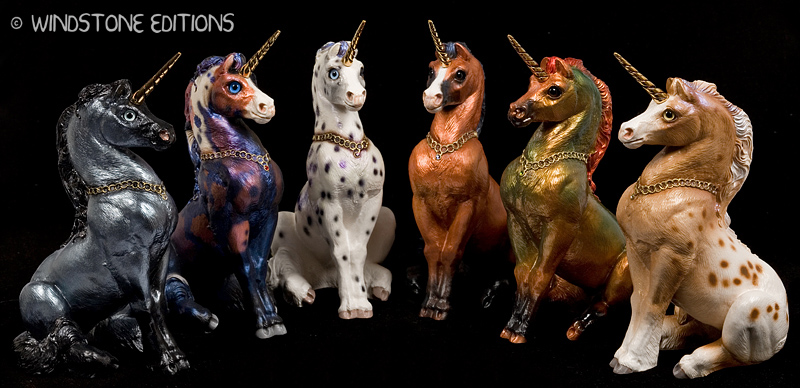 Grab bag Young unicorns by Reptangle