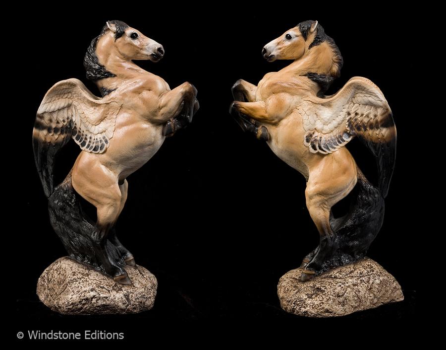 Pegasus by Reptangle