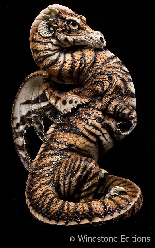 Tiger Emperor dragon by Reptangle