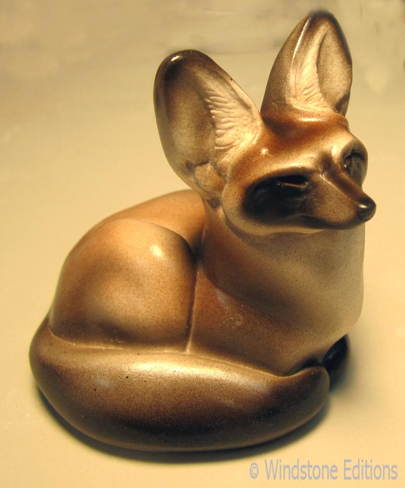 Bat eared fox by Reptangle