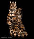 Tiger Secret Keeper Dragon front