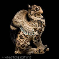 Ocelot male griffin by Reptangle