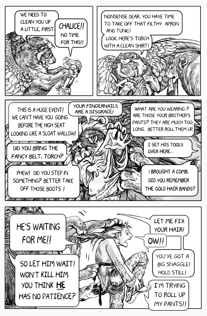 The Veligent page 15.5 by Reptangle