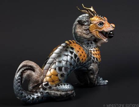Koi Moon dragon