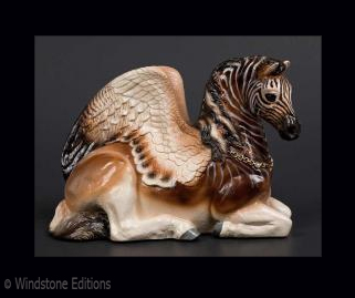 Quagga pegasus mare by Reptangle