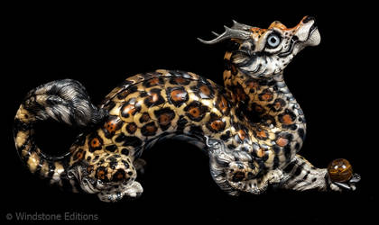 Jaguar Oriental Dragon by Reptangle