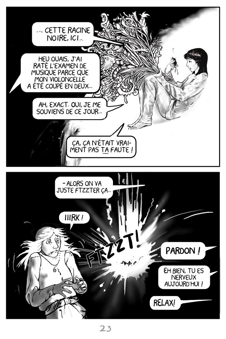 Le Veligent Page 23   Ftzzt by Reptangle