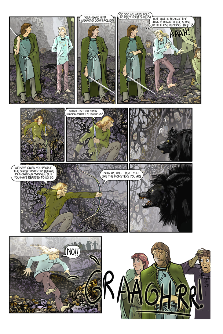 The Veligent Page 120 Color by Reptangle