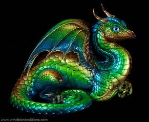 Lap Dragon Prismatic Spring by Reptangle