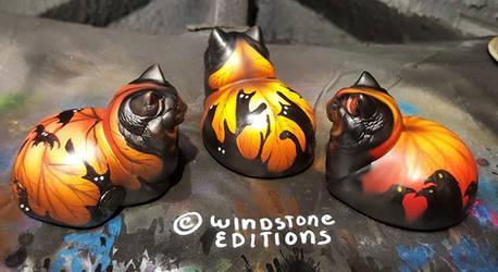 Pumpkin Spice Cats