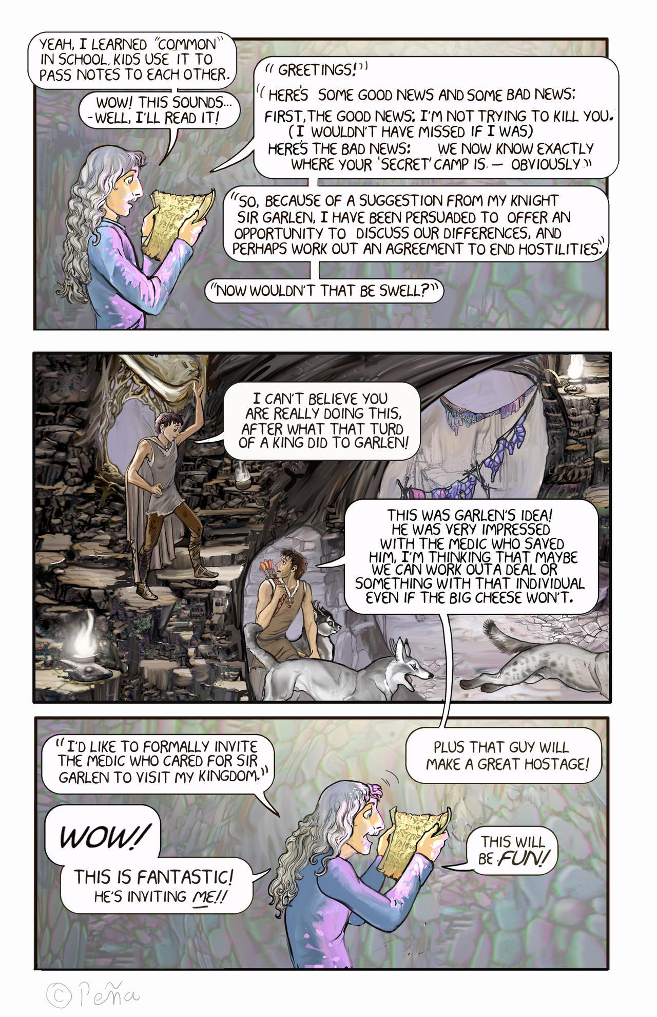 Page 108  Rueday