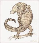 Alligator by Reptangle