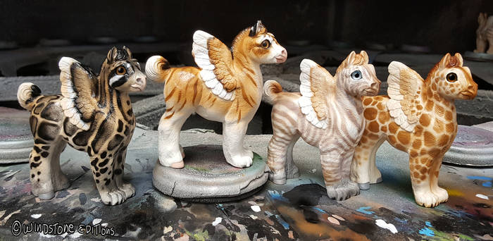 Hippogrif Standing Colts