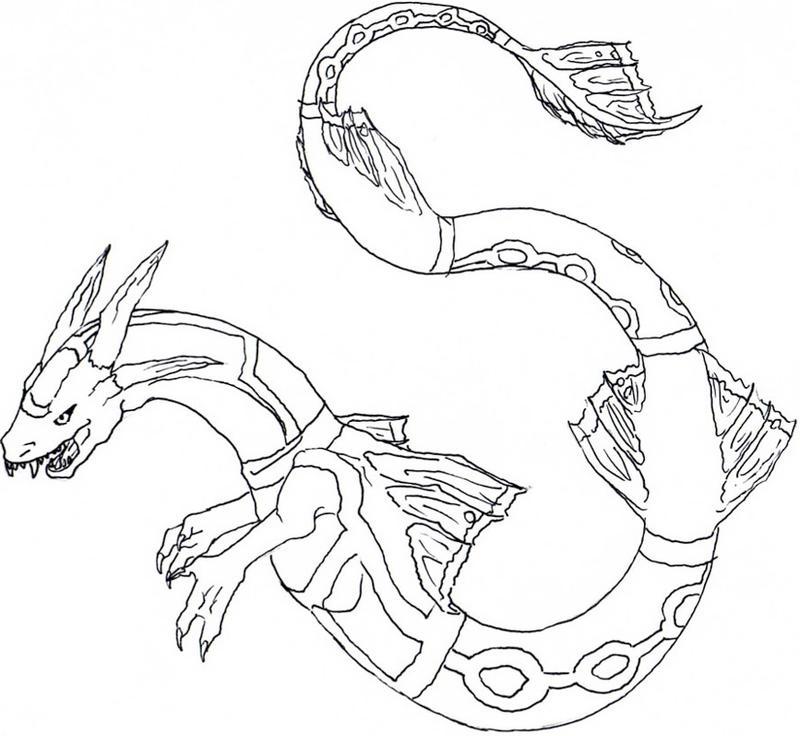 how to draw pokemon mega groudon
