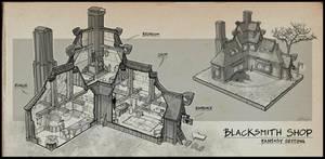 Blacksmith shop (presentation)