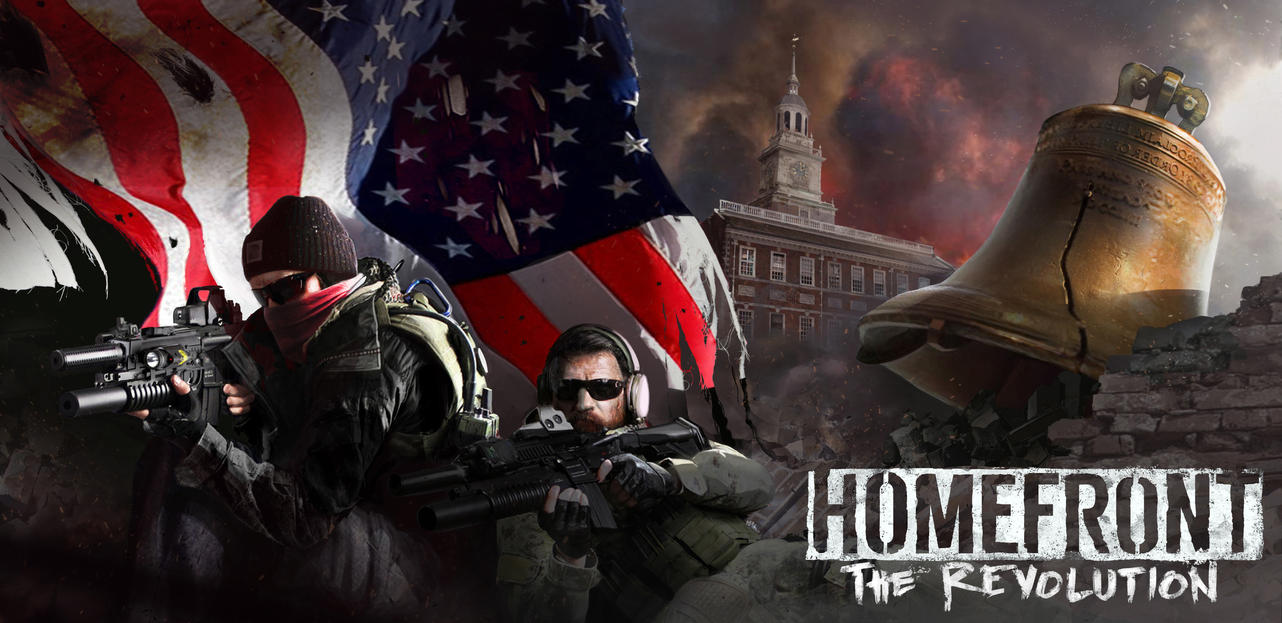 Прохождение Homefront: The Revolution