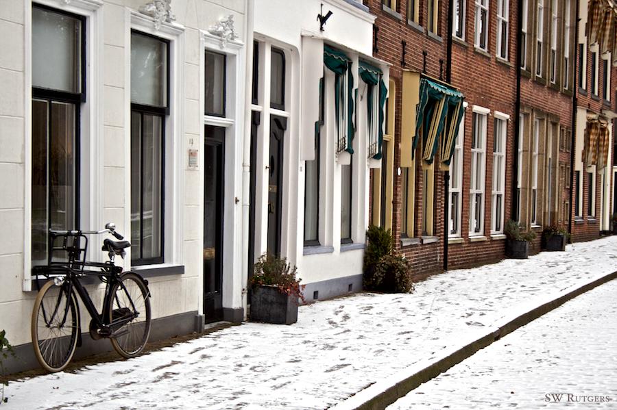 Wintertime in Groningen II by swrut