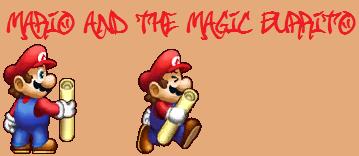 MARIO'S MAGIC BURRITO by ANTI-hero-SB