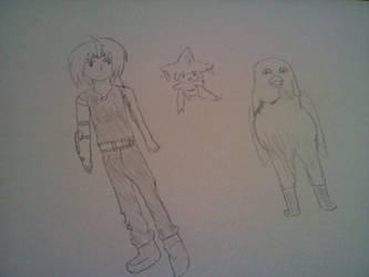 I randomly arted by ANTI-hero-SB