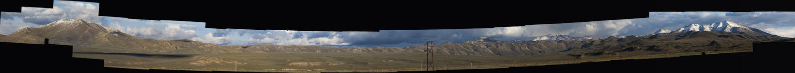 Panorama near Contact, NV by Kopachris