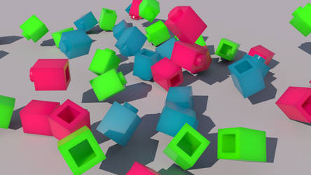 Lego Dinks by PrigleMcFuchs