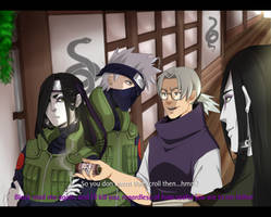 [OC] - Don't Black-mail her, dude .:NARUTO:.