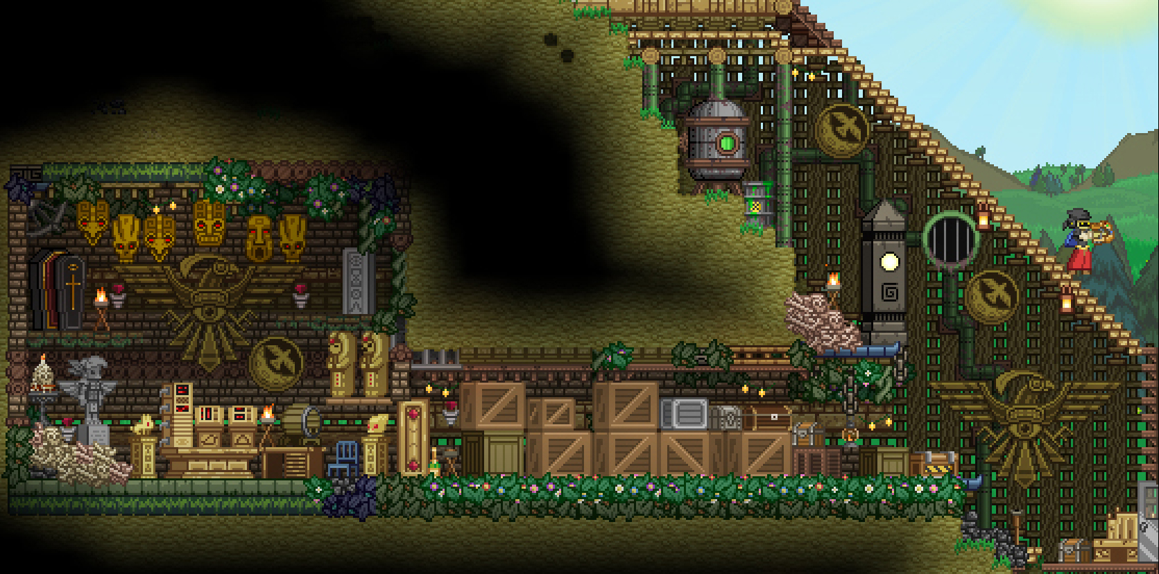 Image Gallery Starbound Creations Wiring 1 20