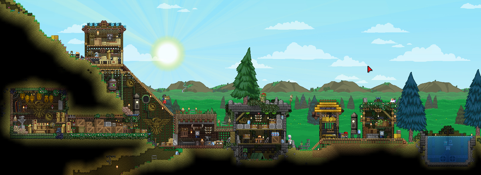 Image Gallery Starbound Creations Wiring