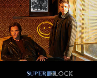Superwholock by classicbluebell