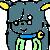 Mallory J. chibi icon by Cocoafox895