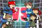 Nintendo VS. Capcom (It must happen!)