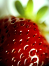Strawberry icon 2 by Delicieux-fraise