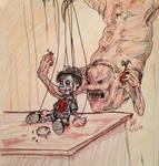 Cenobite Pinocchio